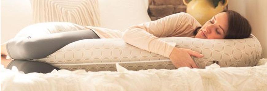 Alvó/ölelő okos párna nemcsak kismamáknak!